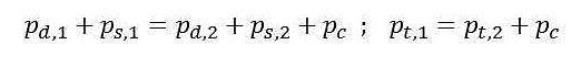 Equazione contributi geodetici