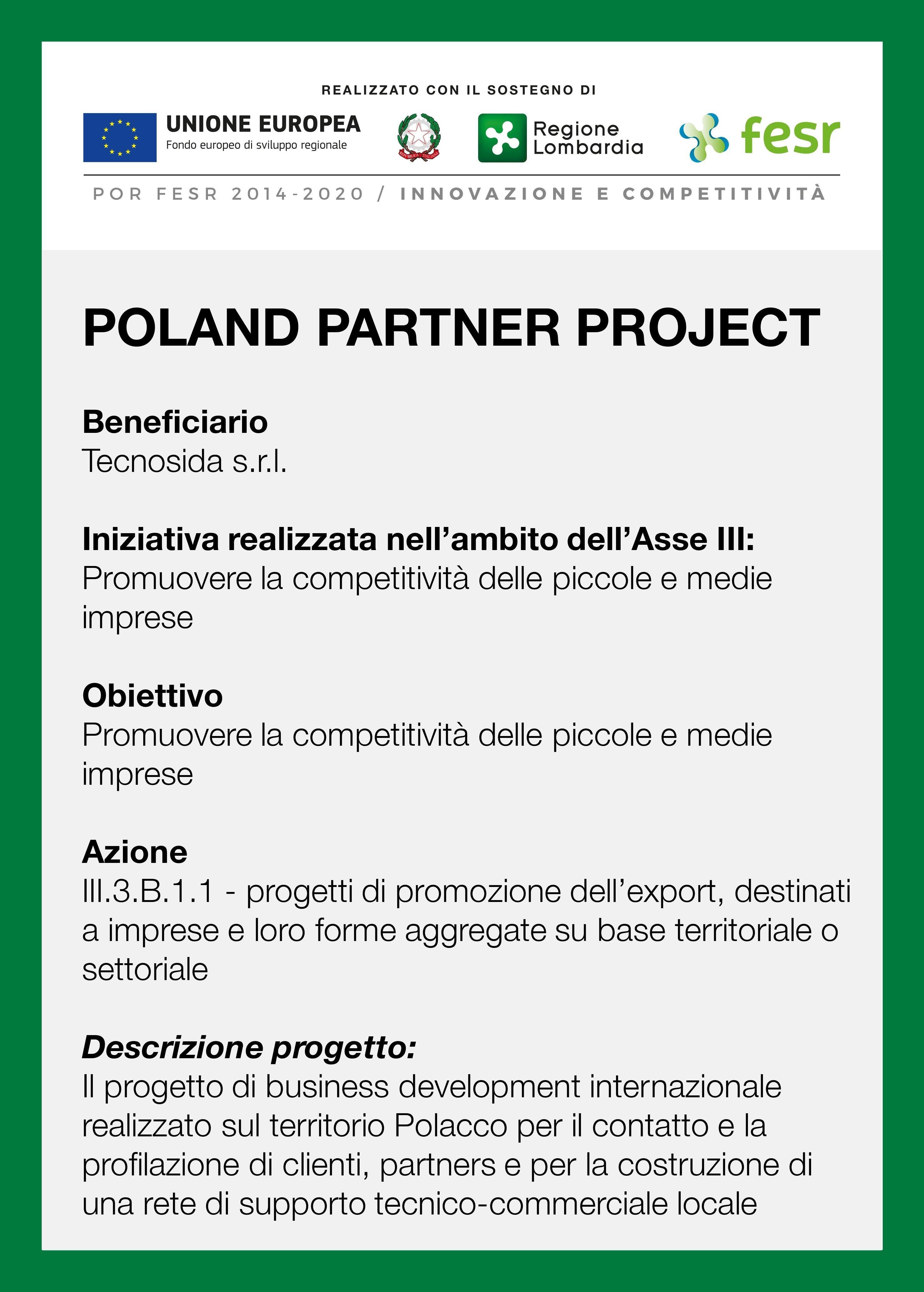 Poland partner project