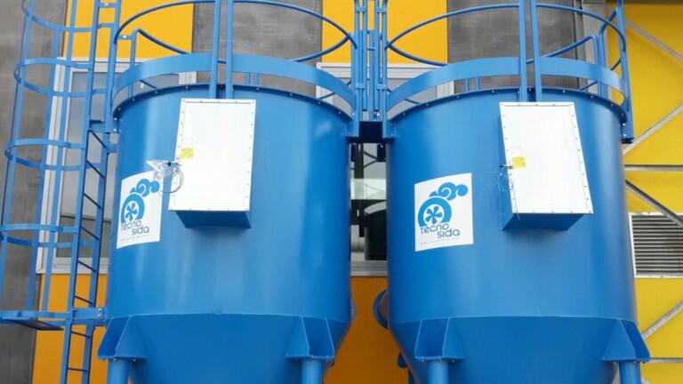 Filtri a carboni attivi ATEX