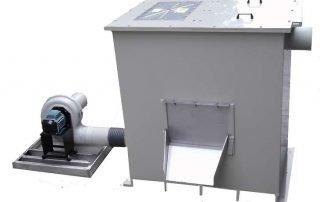Applicazione 1: Filtro a carbone attivo in polipropilene