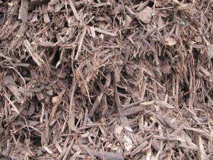Materiale organico di riempimento