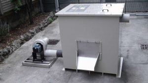 Filtro a carboni attivi in PP polipropilene wastewater treatment