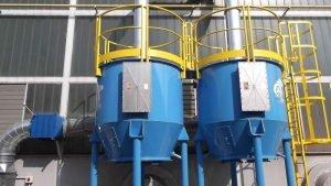 Chemsorb depuratore a carbone attivo