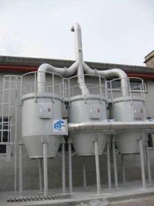 Adsorbitore a carboni attivi ATEX