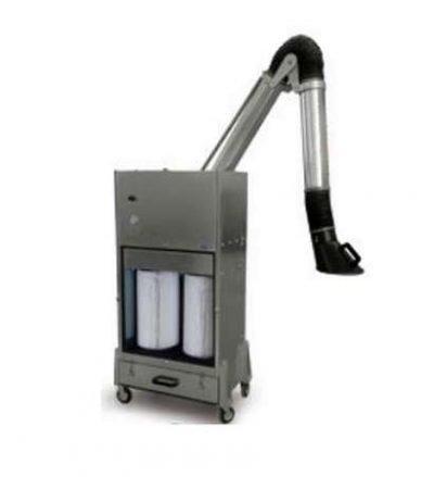 Portable cartridges filter