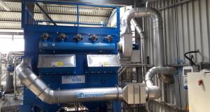 Filtro ATEX per polveri da saldatura e lavorazione metalli