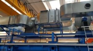 Francia: Installazione sistema di riscaldamento a doppio nastro