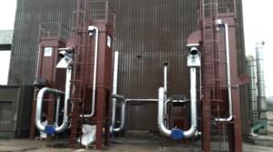 Applicazione 1: Impianto ATEX per polveri esplosive