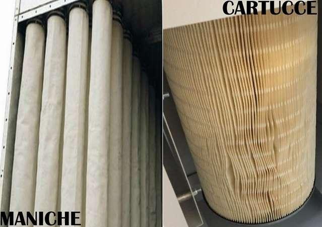 Maniche e cartucce