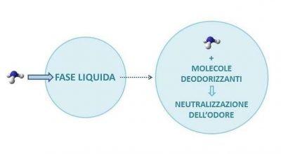 La neutralizzazione degli odori