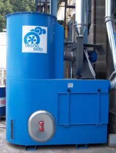 Filtrazione nebbie oleose