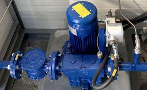 Applicazione 2: soffiante per adeguamento pressione gas