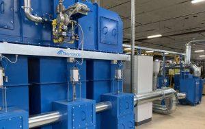 Applicazione 1: Ossidatore termico rigenerativo e sistema di pre-filtrazione