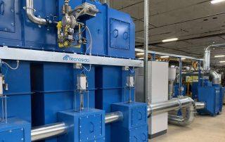 Ossidatore termico rigenerativo e sistema di pre-filtrazione