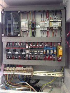 Applicazione 1: quadro elettrico