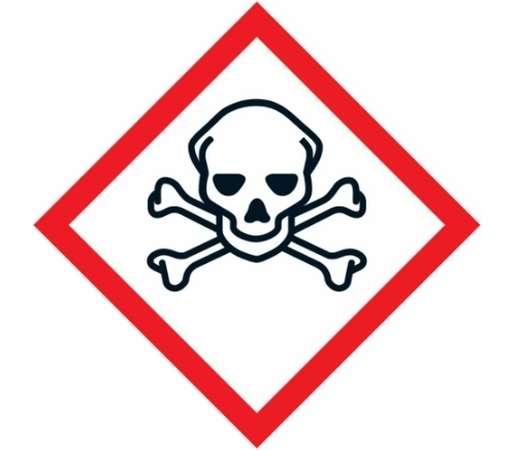 Simbolo tossicità