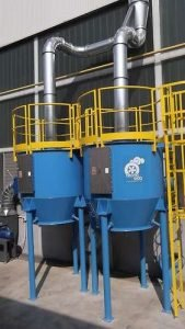Applicazione 2: filtri a carboni attivi ATEX