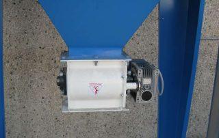 Applicazione 2: dettaglio del filtro autopulente Dustdown