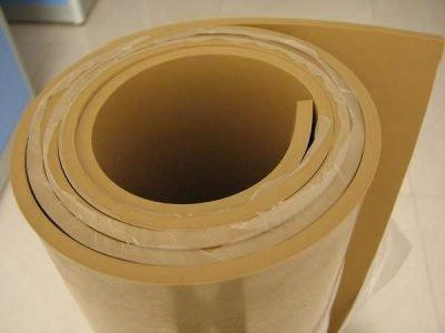 Anti abrasion rubber