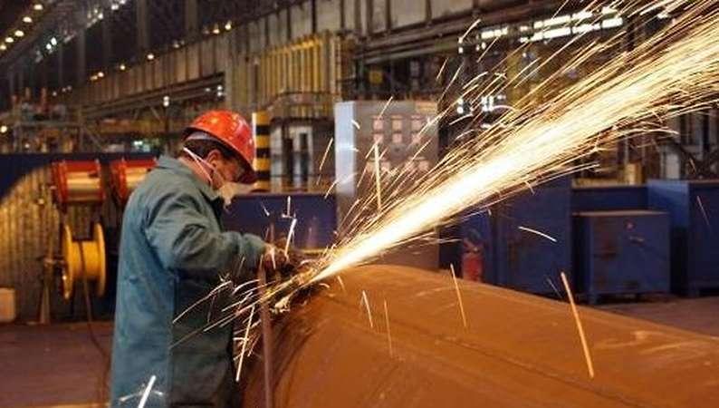 Lavorazione dell'acciaio