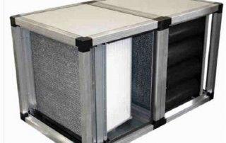 Moduli di filtrazione meccanica ed a carboni attivi