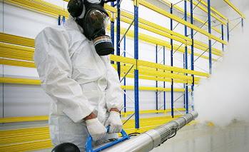 Sanificazione industriale