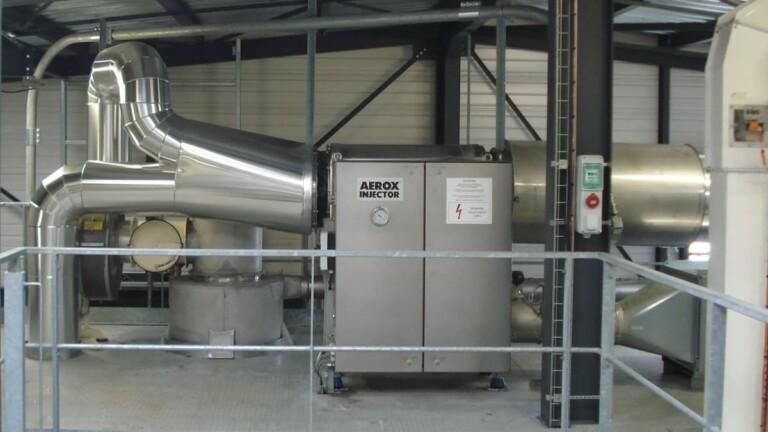 Tecnologia al plasma per abbattimento odori