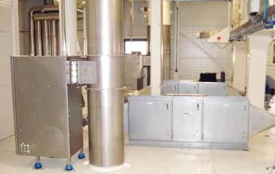 Tecnologia al plasma per abbattimento odori da produzione mangimi